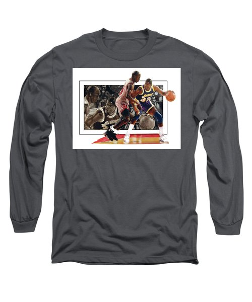 Magicandmike Long Sleeve T-Shirt by Dwayne Lester