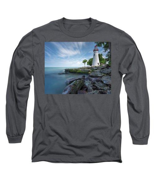 Marblehead Breeze Long Sleeve T-Shirt by James Dean