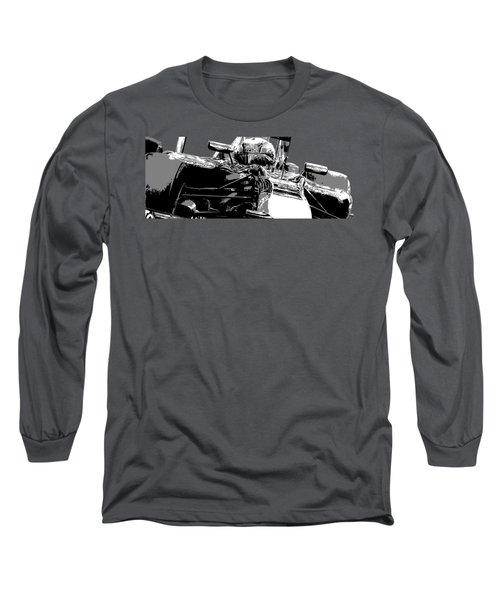 Mark's Renault Long Sleeve T-Shirt by Lyle Brown