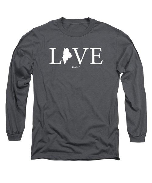 Me Love Long Sleeve T-Shirt by Nancy Ingersoll