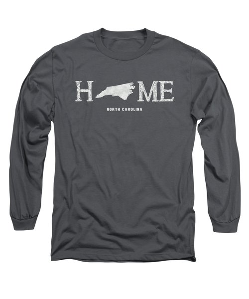 Nc Home Long Sleeve T-Shirt by Nancy Ingersoll