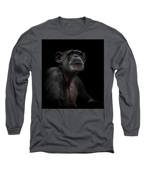Noble Long Sleeve T-Shirt by Paul Neville