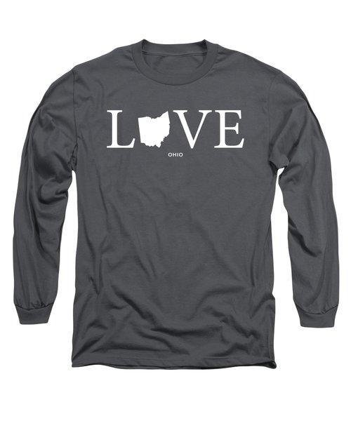 Oh Love Long Sleeve T-Shirt by Nancy Ingersoll
