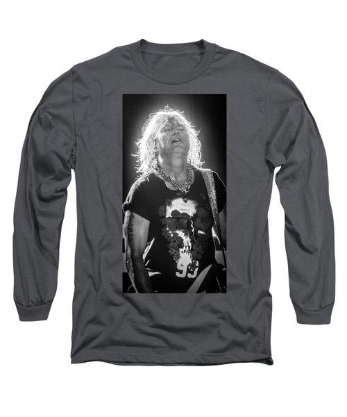 Rick Savage Long Sleeve T-Shirt by Luisa Gatti