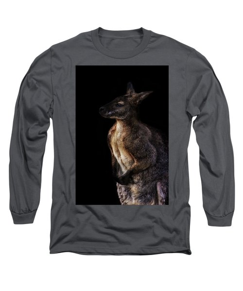Roo Long Sleeve T-Shirt by Martin Newman
