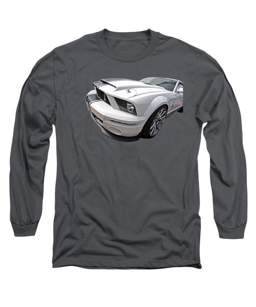 Sexy Super Snake Long Sleeve T-Shirt by Gill Billington