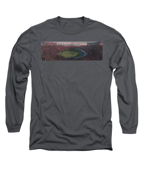 Soldier Field Long Sleeve T-Shirt by American School