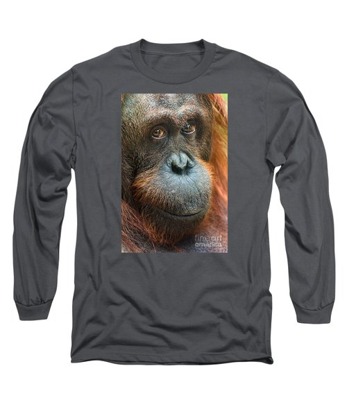 Soulful Long Sleeve T-Shirt by Jamie Pham