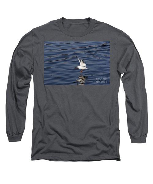 Splashdown Long Sleeve T-Shirt by Michal Boubin