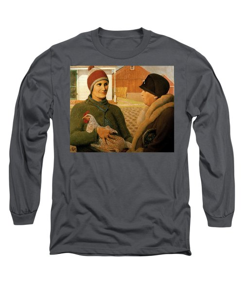 The Appraisal Long Sleeve T-Shirt by Celestial Images