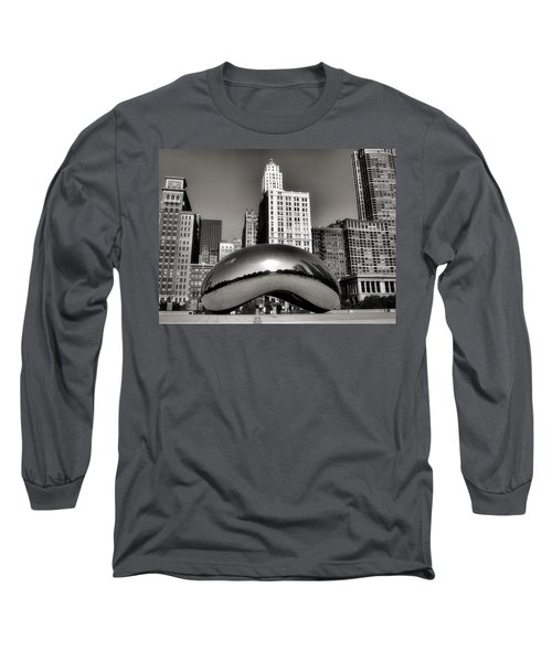 The Bean - 3 Long Sleeve T-Shirt by Ely Arsha