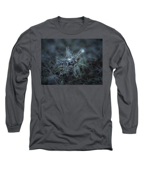 The Beauty Of Imperfection Long Sleeve T-Shirt by Alexey Kljatov