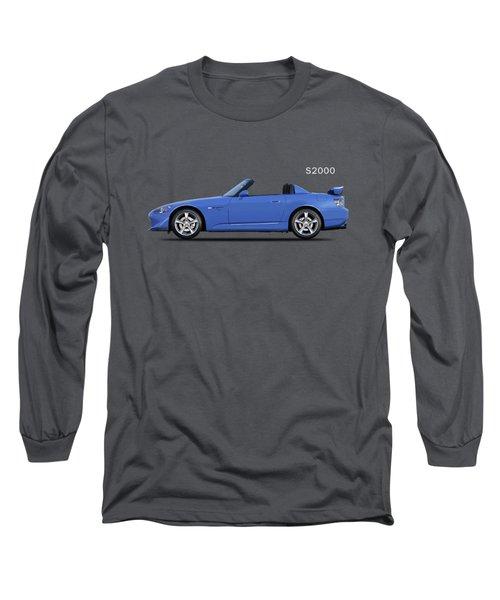 The Honda S2000 Long Sleeve T-Shirt by Mark Rogan