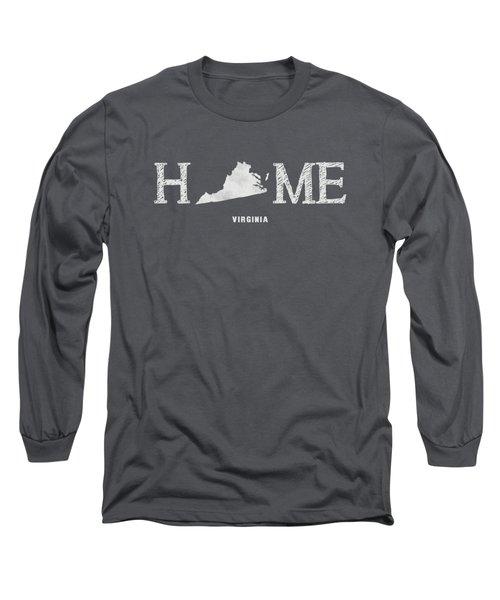 Va Home Long Sleeve T-Shirt by Nancy Ingersoll