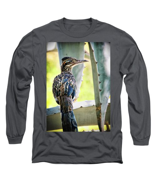 Waiting  Long Sleeve T-Shirt by Saija  Lehtonen