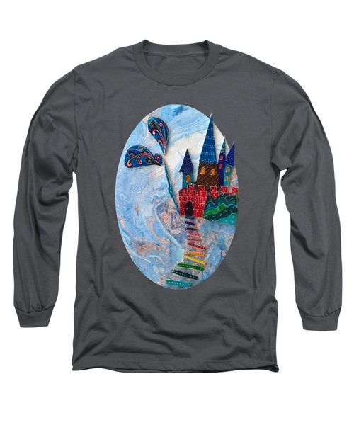 Wuthering Heights Long Sleeve T-Shirt by Aqualia