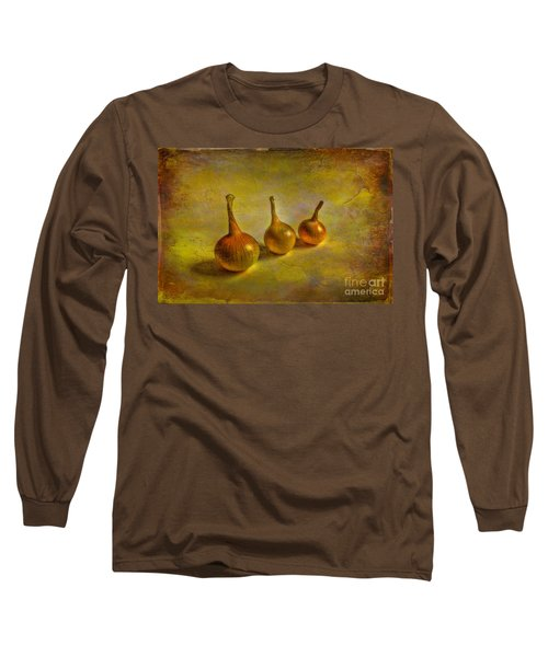 Autumn Harvest Long Sleeve T-Shirt by Veikko Suikkanen