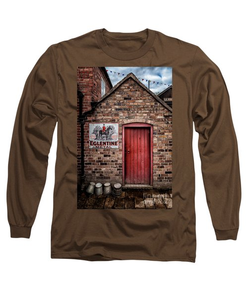 Once Upon A Time Long Sleeve T-Shirt by Adrian Evans