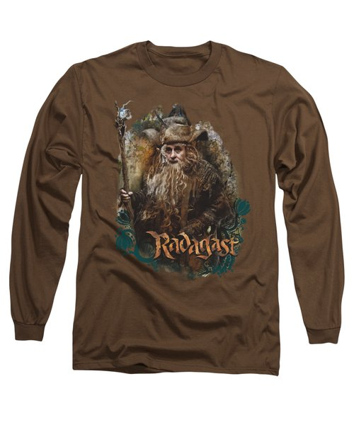 The Hobbit - Radagast The Brown Long Sleeve T-Shirt by Brand A