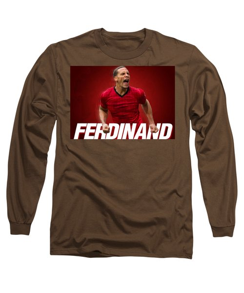 Ferdinand Long Sleeve T-Shirt by Semih Yurdabak