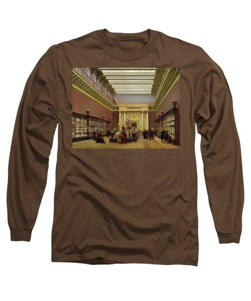 La Galerie Campana Long Sleeve T-Shirt by Charles Giraud