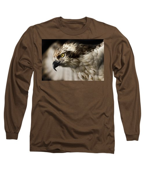 Osprey Long Sleeve T-Shirt by Adam Romanowicz