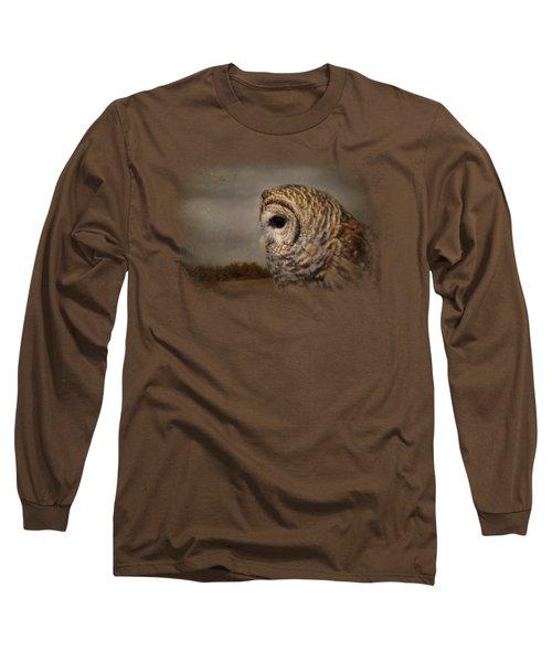 The Surveyor Long Sleeve T-Shirt by Jai Johnson