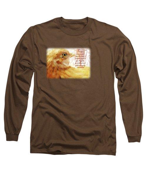 Vanity Fair - Verse Long Sleeve T-Shirt by Anita Faye
