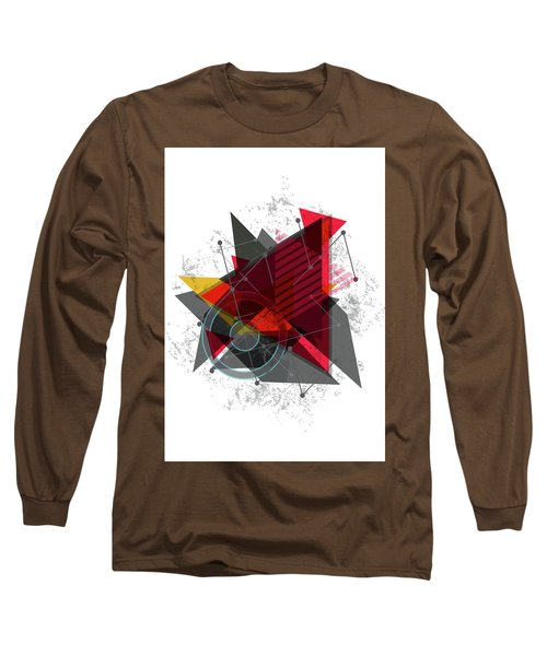 Why Me Long Sleeve T-Shirt by Don Kuing