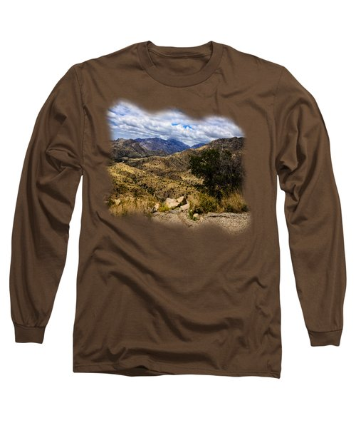 Windy Point No.15 Long Sleeve T-Shirt by Mark Myhaver