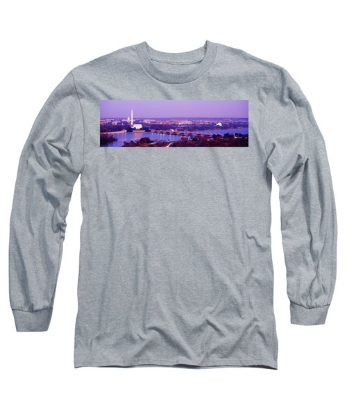 Washington Dc Long Sleeve T-Shirt by Panoramic Images