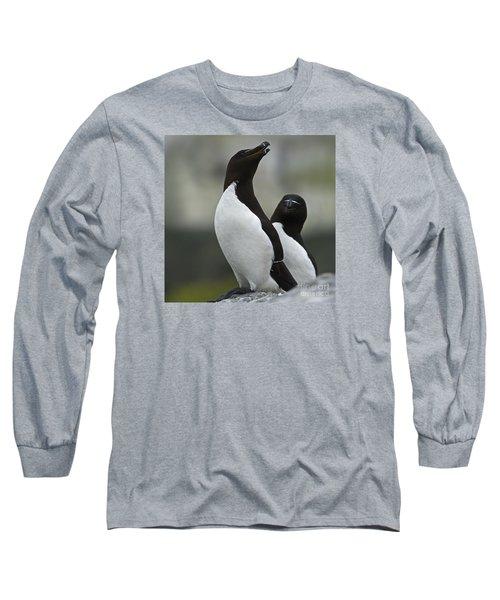 Bonded For Life... Long Sleeve T-Shirt by Nina Stavlund
