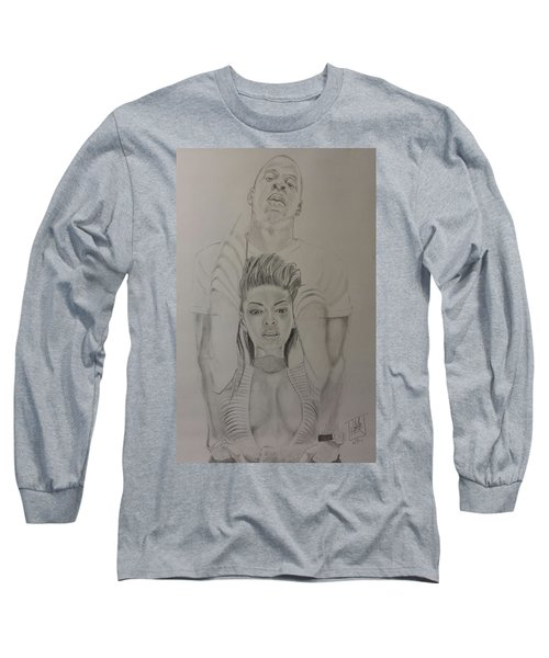 Jaybey Long Sleeve T-Shirt by DMo Herr
