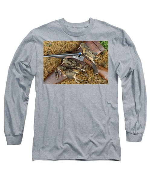 Lefever And Timberdoodle - D004023 Long Sleeve T-Shirt by Daniel Dempster