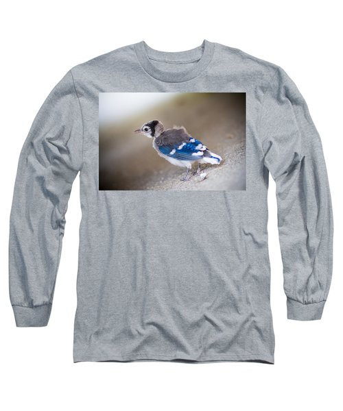 one day...I will fly Long Sleeve T-Shirt by Shane Holsclaw