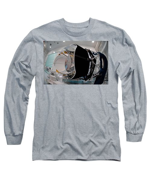 Long Sleeve T-Shirt featuring the photograph Planck Space Observatory Before Launch by Science Source