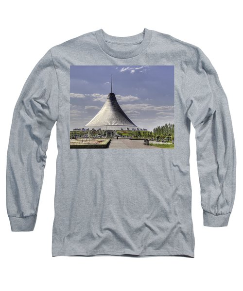 The Tent Long Sleeve T-Shirt by Emily Kay