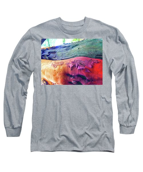 Long Sleeve T-Shirt featuring the digital art Celebration by Richard Laeton