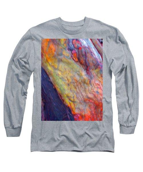 Long Sleeve T-Shirt featuring the digital art Mystics Of The Night by Richard Laeton