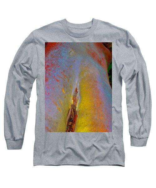 Long Sleeve T-Shirt featuring the digital art Transform by Richard Laeton