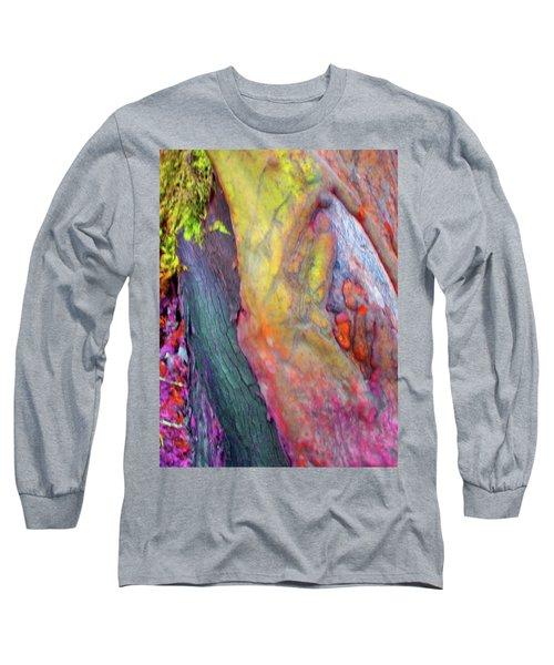 Long Sleeve T-Shirt featuring the digital art Winning Ticket by Richard Laeton