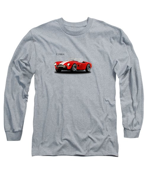 Ac Cobra Mk2 1963 Long Sleeve T-Shirt by Mark Rogan