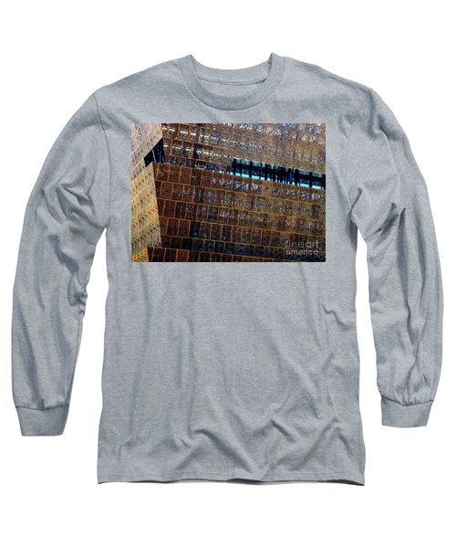 African American History And Culture 3 Long Sleeve T-Shirt by Randall Weidner