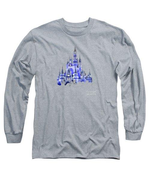 Magic Kingdom Long Sleeve T-Shirt by Art Spectrum
