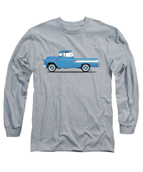 The Cameo Pickup Long Sleeve T-Shirt by Mark Rogan