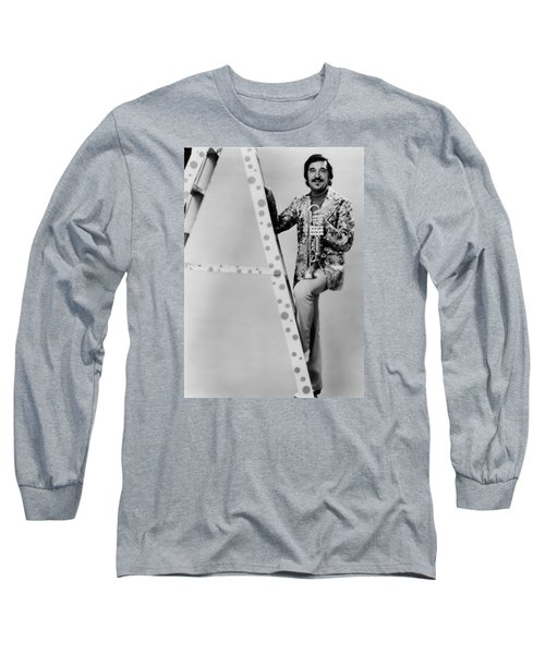 Band Leader Doc Severinson 1974 Long Sleeve T-Shirt by Mountain Dreams