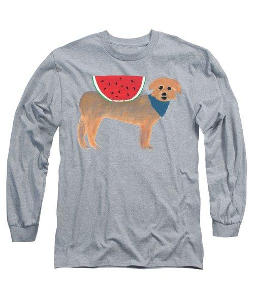 Bernie Long Sleeve T-Shirt by Nick Nestle