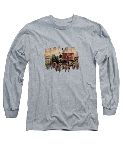 Buffalo Pitts Long Sleeve T-Shirt by Thom Zehrfeld