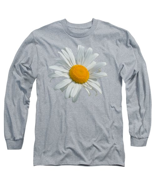 Daisy Long Sleeve T-Shirt by Scott Carruthers