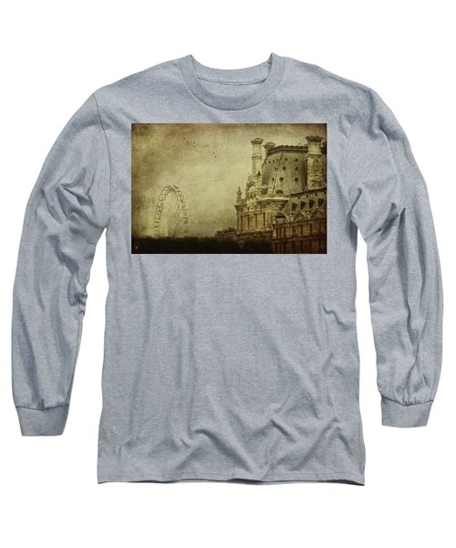 Fairground Long Sleeve T-Shirt by Andrew Paranavitana